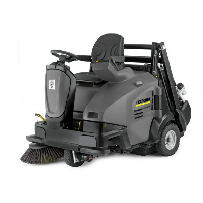 Karcher Professional Ride-On Vacuum Sweeper KM 105/110 R D+KSSB