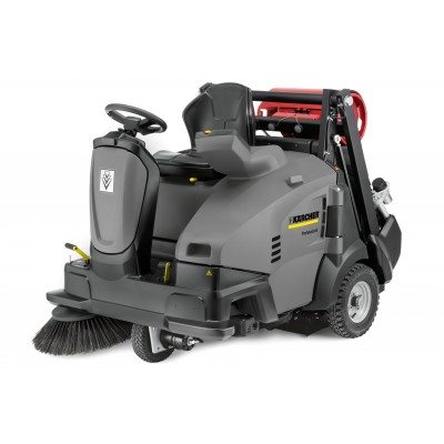 Karcher Professional Ride-On Vacuum Sweeper KM 105/110 R LPG+KSSB