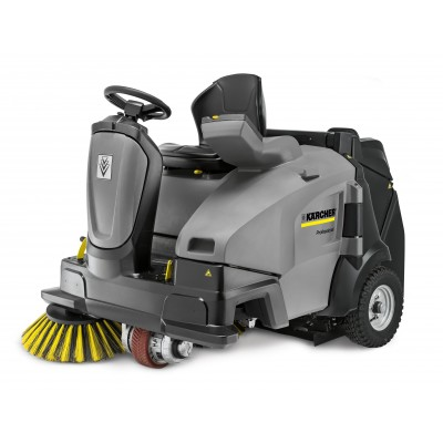 Karcher Professional Ride-On Vacuum Sweeper KM 105/100 R Bp Pack+KSSB