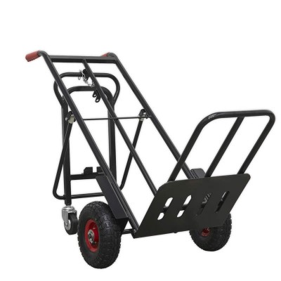 Sealey CST989HD Heavy Duty Sack Truck with Pneumatic Tyres