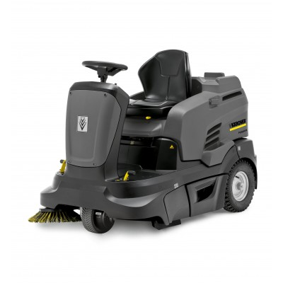 Karcher Professional Ride-On Vacuum Sweeper KM 90/60 R P Advanced