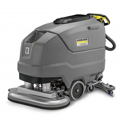 Karcher Professional Walk-Behind Scrubber Dryer BD 80/100 W Bp Pack Classic