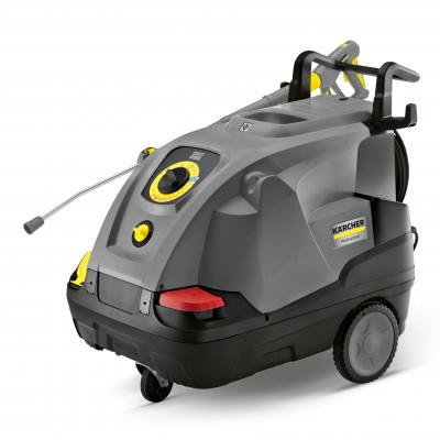 Karcher Professional Compact Class Hot Water Pressure Washer HDS 6/12 C