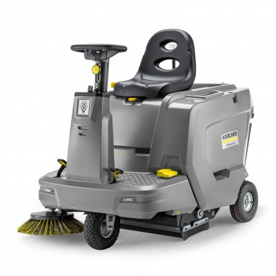 Karcher Professional Ride-On Vacuum Sweeper KM 85/50 R Bp Pack
