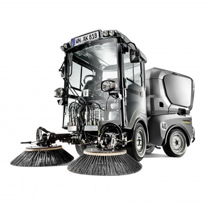 Karcher Professional Municipal Sweeper MC 130