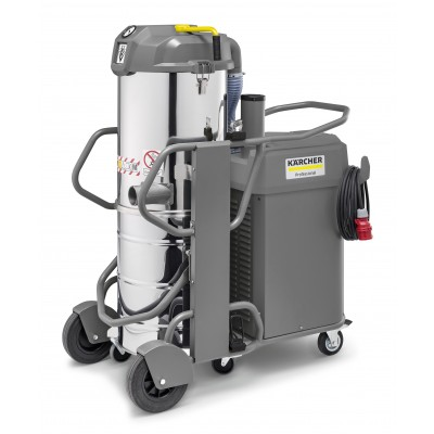 Karcher Professional Industrial Vacuum For Heavy-Duty Use IVS 100/55 *EU