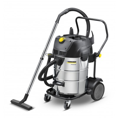 Karcher Professional Wet and Dry Tact Class Vacuum Cleaner NT 75/2 Tact² Me Tc