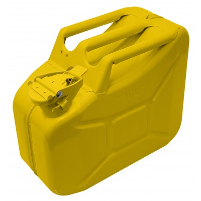 Jerry Can Yellow 10 Ltr