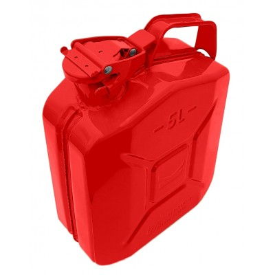 Jerry Can Red 5 Ltr