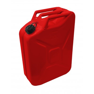 Jerry Can Red Screw Top 20 Ltr