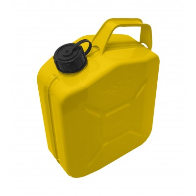 Jerry Can Yellow Screw Top 5 Ltr