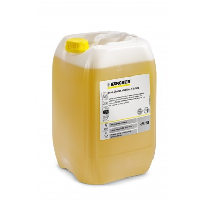 Karcher Professional High Pressure Cleaning Agent Foam cleaner, alkaline, RM 58 ASF