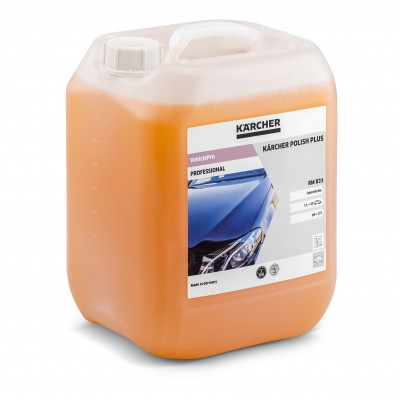 Karcher Professional Vehicle Cleaning Agent Kärcher Polish Plus RM 831