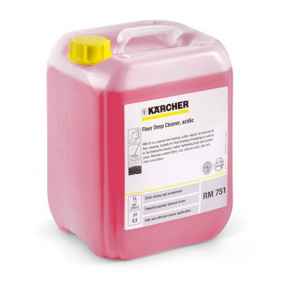Karcher Professional Deep floor cleaner, acid-based, RM 751