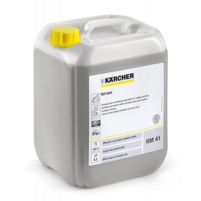 Karcher Professional High Pressure Cleaning Agent Hot Wax RM 41