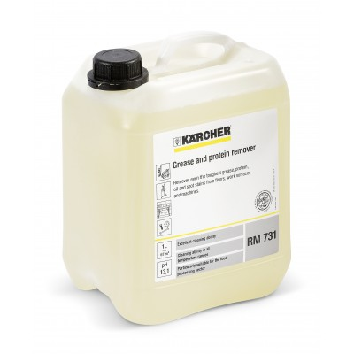 Karcher Professional High Pressure Cleaning Agent Grease and albumen solvent RM 731