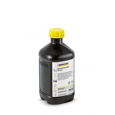 Karcher Professional High Pressure Cleaning Agent RM 81 Active Cleaner, alkaline ASF NTA-