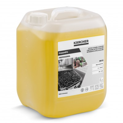 Karcher Professional High Pressure Cleaning Agent Active Cleaner, Alkaline, RM 81 ASF, NTA-free