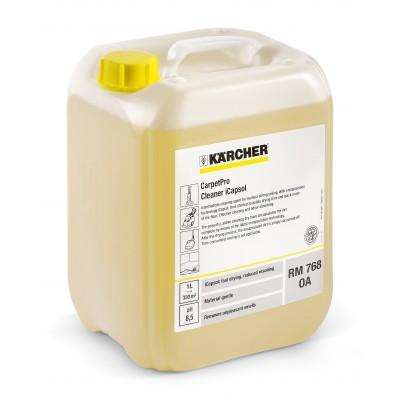 Karcher Professional Carpet Cleaning Agent CarpetPro Cleaner iCapsol RM 768 OA 10L