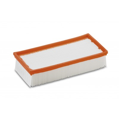 Karcher Professional Vacuum Flat-pleated filter packaged PTFE