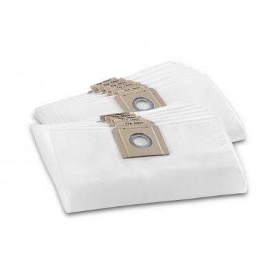 Karcher Professional Vacuum Fleece filter bags bulk pack