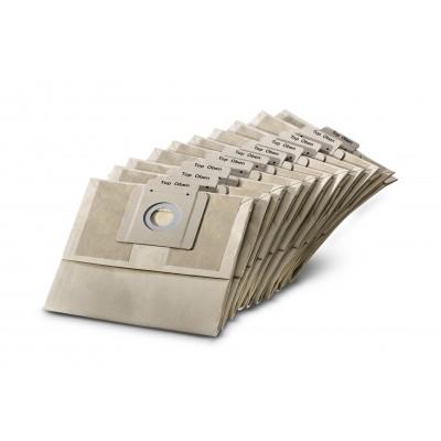 Karcher Professional Vacuum Paper filtering bag 10 Stk. BV 5/1