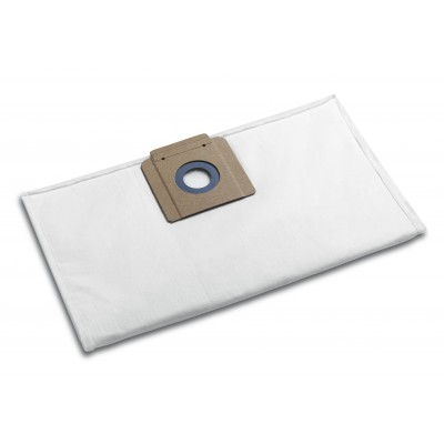 Karcher Professional Vacuum Fleece filter bags T 15/1 + T 17/1, 200 pcs.