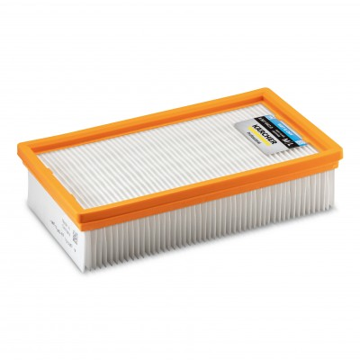 Karcher Professional Vacuum Flat-pleated filter packaged PES