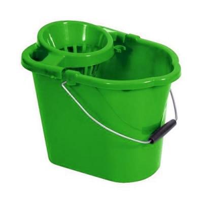 Mop Bucket Green