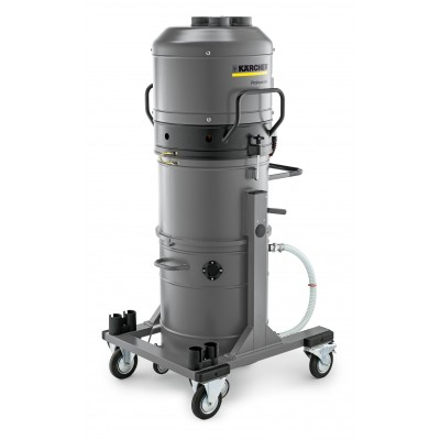 Karcher Professional Industrial Liquid And Swarf Vacuum Technology IVR-L 100/30