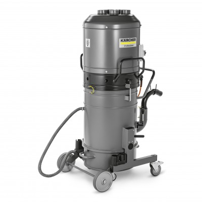 Karcher Professional Industrial Middle Class Vacuum Technology IVR 40/15 Pf M