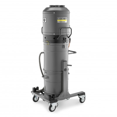 Karcher Professional Industrial Vacuum For Heavy-Duty Use IVR 100/40 Pf