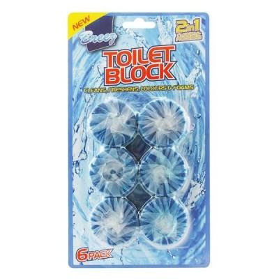 Blue Loo Blocks 6 Pack