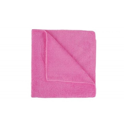 Microfibre Cloths Pink (PACK OF 10)