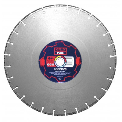 Duro Plus Vacuum Brazed Diamond Blade