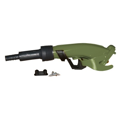 Jerry Can Rigid Pouring Spout - Green