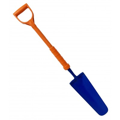 Insulated Treaded Rabbit Shovel -BS8020:2011