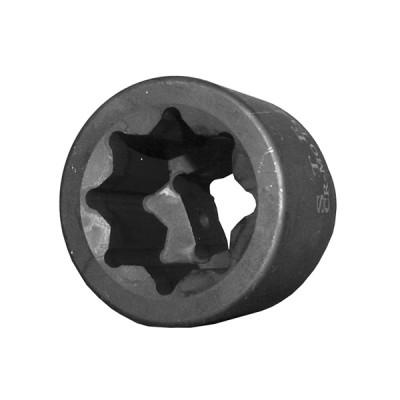 "Impact Socket Bi-Square 1-3/8"" x 1"" Drive"