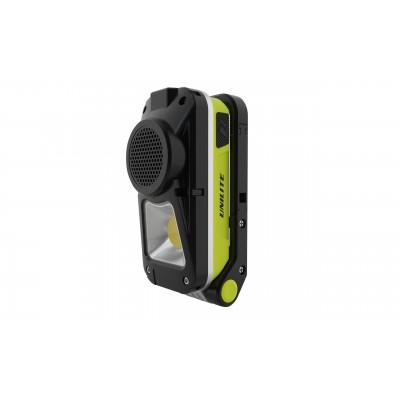 Unilite Speaker Light 750 Lumen work light with built in bluetooth speaker SP-750
