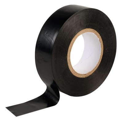 Insulation Tape 19mm x 20m (Black)