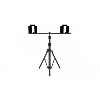 Unilite Double Tripod For Unilite Site Lights Adjustable Height