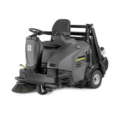 Karcher Professional Ride-On Vacuum Sweeper KM 105/110 R D+KSSB