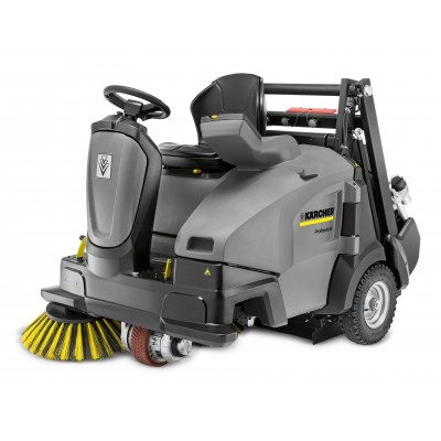 Karcher Professional Ride-On Vacuum Sweeper KM 105/110 R Bp Pack+KSSB