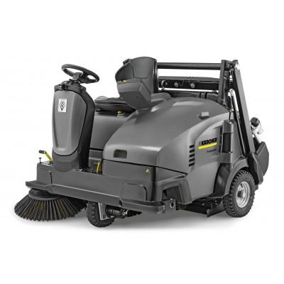 Karcher Professional Ride-On Vacuum Sweeper KM 125/130 R D+KSSB