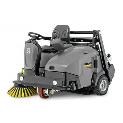 Karcher Professional Ride-On Vacuum Sweeper KM 125/130 Bp Pack 400Ah wet+KSSB
