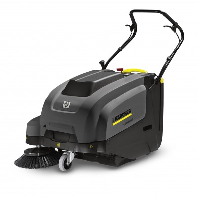 Karcher Professional Walk-Behind Sweepers And Vacuum Sweeper KM 75/40 W Bp MF Batteries