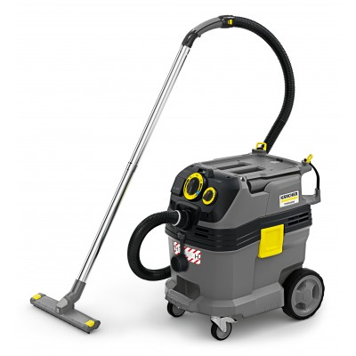 Karcher Professional Wet and Dry Safety Vacuum Systems NT 30/1 TACT TE H *GB 110v
