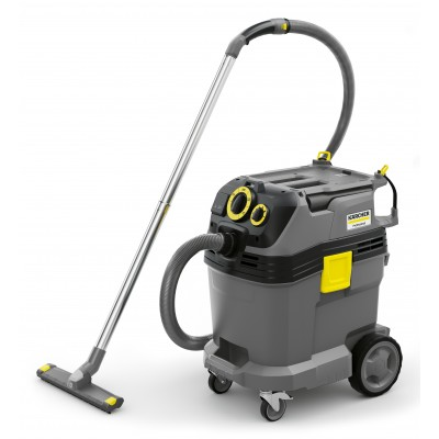 Karcher Professional Wet and Dry Safety Vacuum Systems NT 40/1 TACT TE M *GB 110v