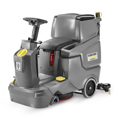 Karcher Professional Ride-On Scrubber Dryer BD 50/70 R Bp Pack Classic