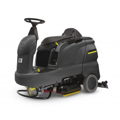 Karcher Professional Ride-On Scrubber Dryer B 90 R Classic Bp Pack anthr.